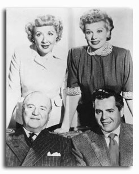 (SS2249156) Cast   I Love Lucy Television Photo