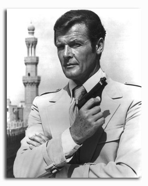 (SS2249728) Roger Moore Movie Photo