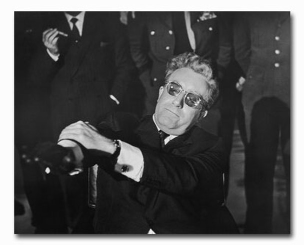 (SS2252458) Peter Sellers  Dr. Strangelove or: How I Learned to Stop Worrying and Love the Bomb Movie Photo