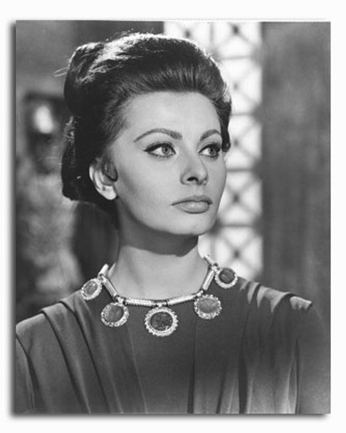 (SS2255318) Sophia Loren  El Cid Movie Photo