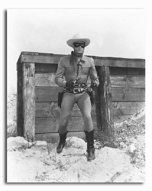 (SS2255487) Clayton Moore  The Lone Ranger Movie Photo