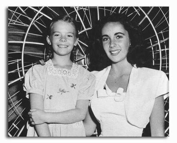 (SS2255981) Elizabeth Taylor, Natalie Wood Movie Photo