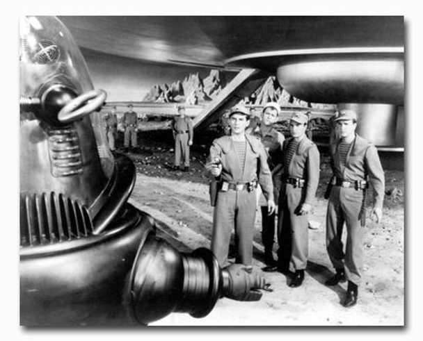 (SS2256904)  Forbidden Planet Television Photo