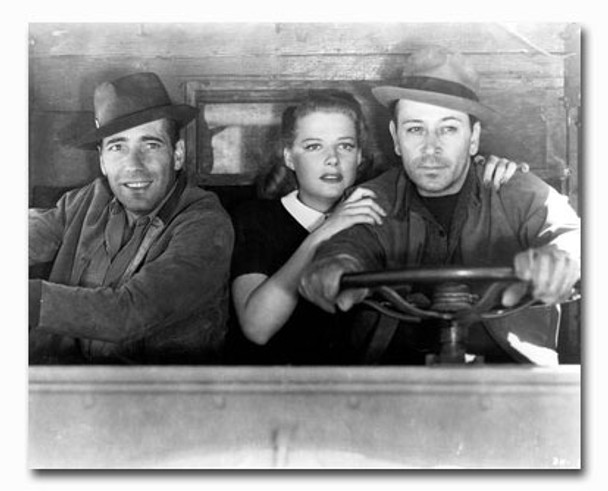 (SS2257502)  They Drive by Night Movie Photo
