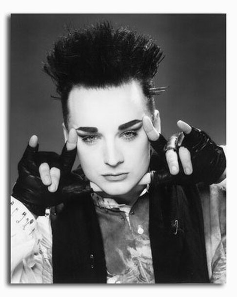 (SS2263404) Boy George Music Photo