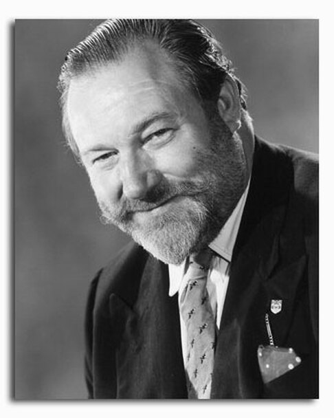 (SS2277132) James Robertson Justice Movie Photo