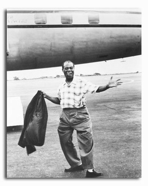(SS2283281) Louis Armstrong Music Photo