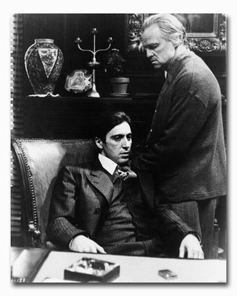 (SS2286570) Cast   The Godfather Movie Photo