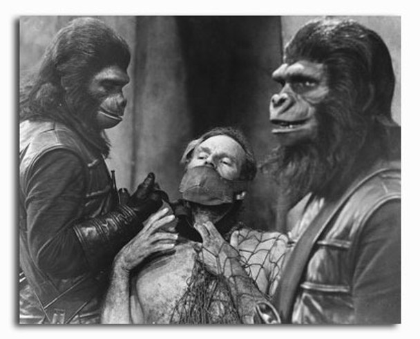 (SS2292992) Charlton Heston  Planet of the Apes Television Photo