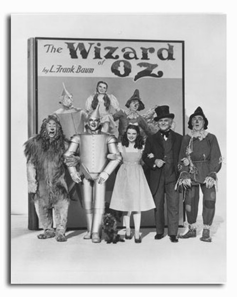 (SS2293044) Cast   The Wizard of Oz Movie Photo