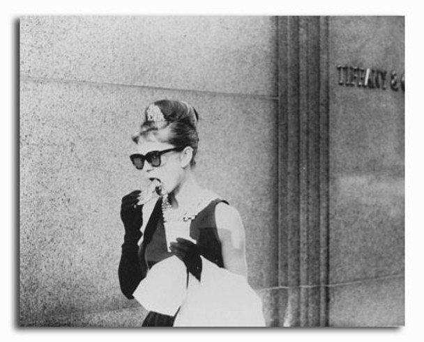 (SS2293902) Audrey Hepburn  Breakfast at Tiffany's Television Photo