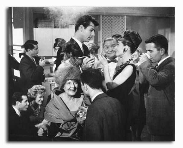 (SS2293941) Audrey Hepburn  Breakfast at Tiffany's Television Photo