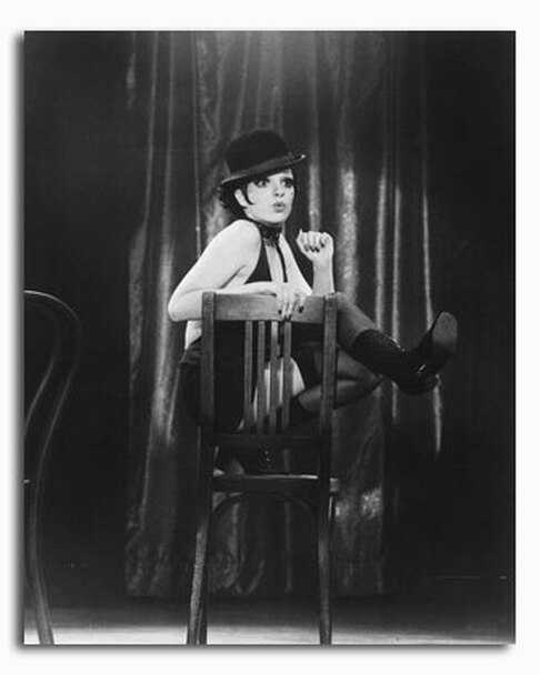 (SS2296671) Liza Minnelli  Cabaret Television Photo