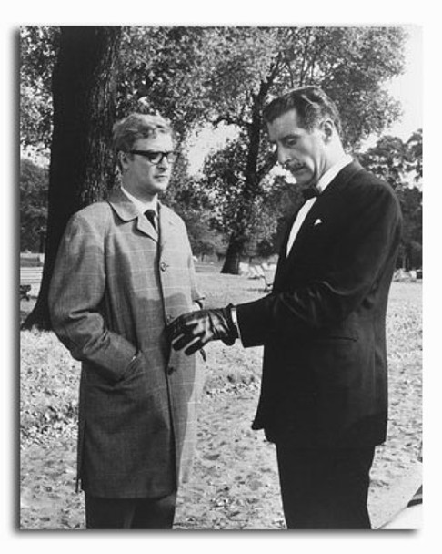 (SS2297152) Cast   The Ipcress File Movie Photo