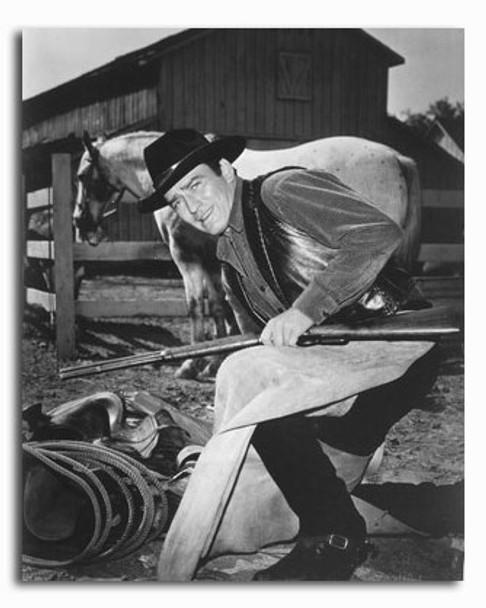 (SS2300324) James Drury  The Virginian Movie Photo