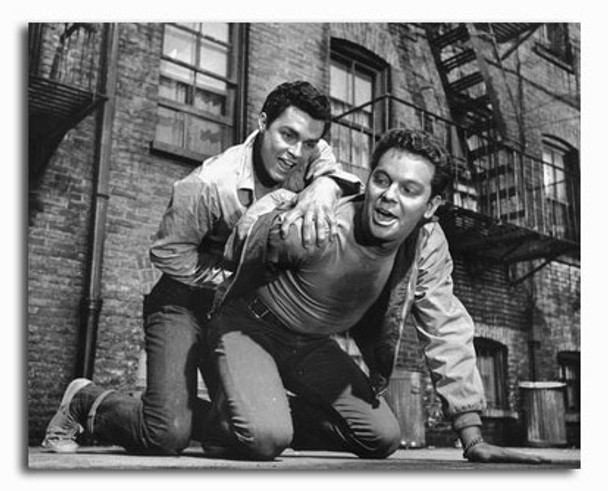 (SS2301494) Cast   West Side Story Movie Photo