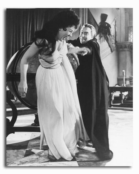(SS2305862) Christopher Lee  Dracula A.D. 1972 Television Photo