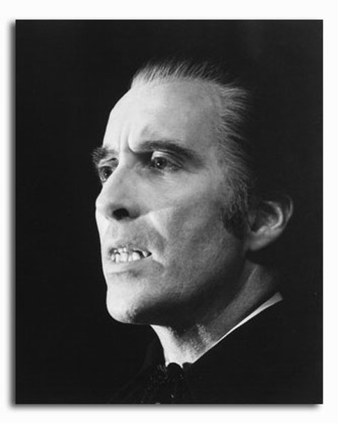 (SS2305914) Christopher Lee  Dracula A.D. 1972 Television Photo