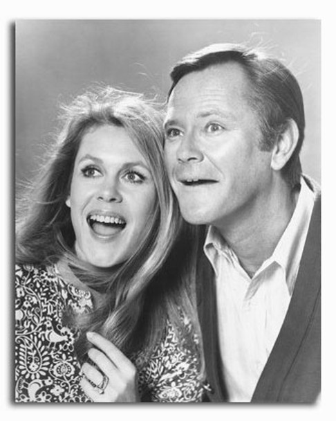 (SS2310100) Cast   Bewitched Television Photo