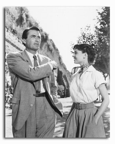 (SS2311556) Cast   Roman Holiday Television Photo