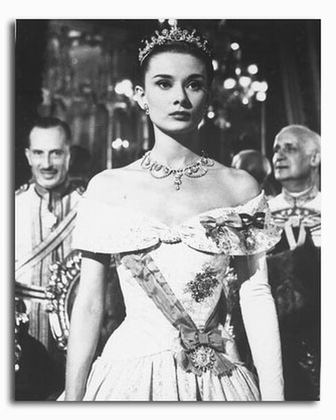 (SS2311569) Audrey Hepburn  Roman Holiday Movie Photo