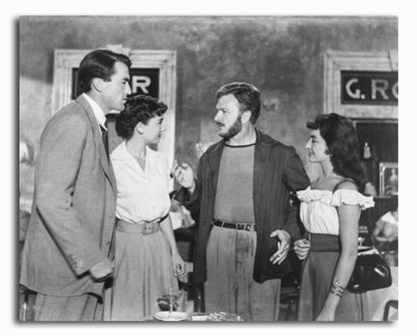 (SS2311608) Cast   Roman Holiday Television Photo