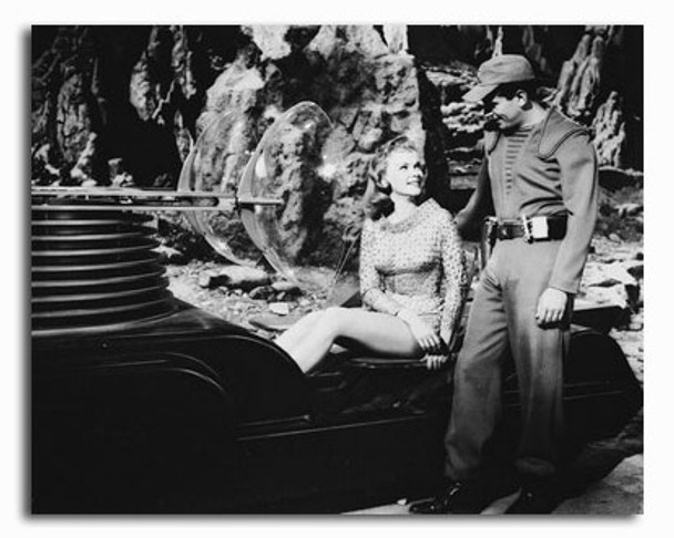 (SS2313272) Cast   Forbidden Planet Television Photo