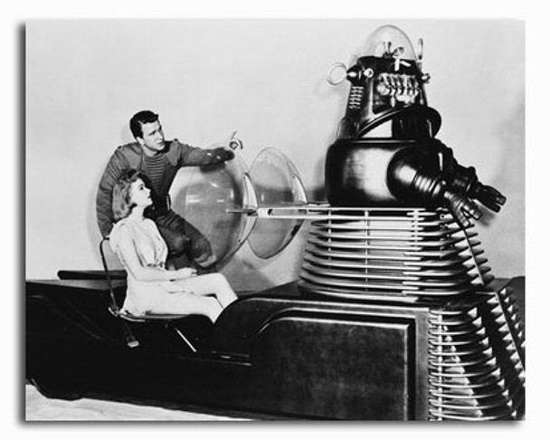 (SS2313298) Cast   Forbidden Planet Television Photo