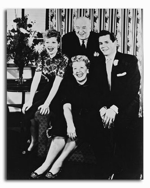 (SS2315417) Cast   I Love Lucy Television Photo