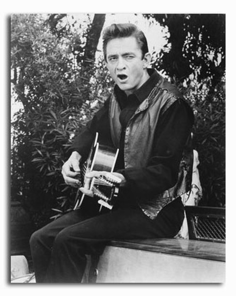 (SS2319187) Johnny Cash Music Photo