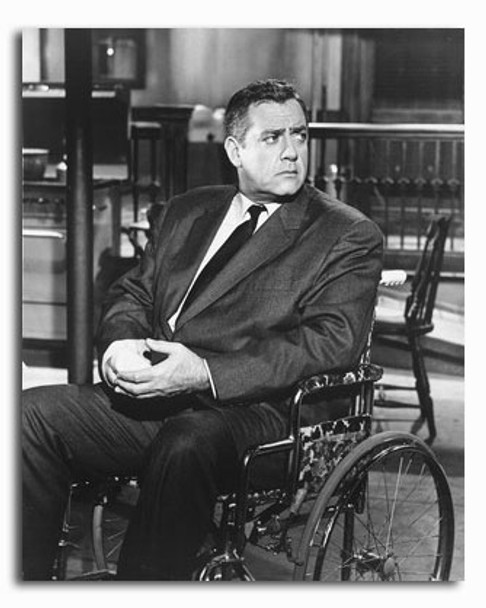 (SS2321488) Raymond Burr  Ironside Movie Photo