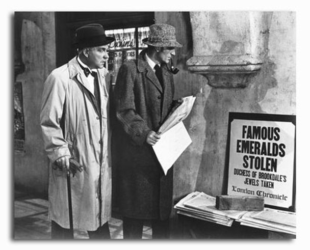 (SS2323594) Cast   The Adventures of Sherlock Holmes Television Photo