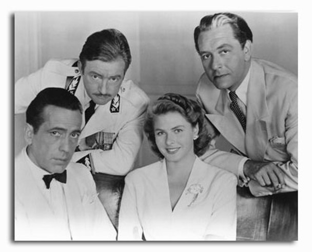 (SS2330315) Cast   Casablanca Movie Photo