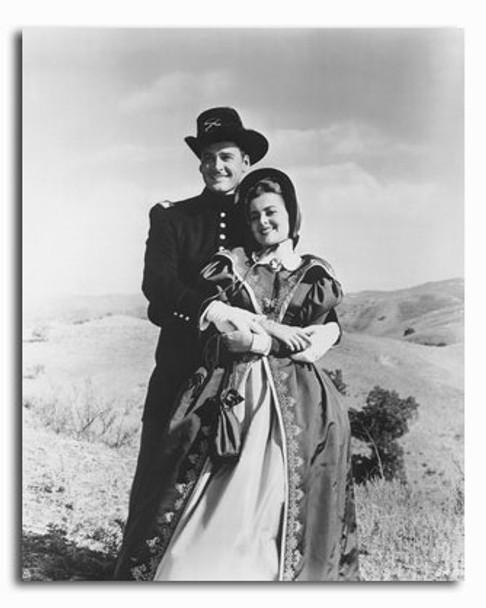(SS2331498) Cast   Santa Fe Trail Movie Photo