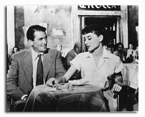 (SS2335866) Cast   Roman Holiday Television Photo