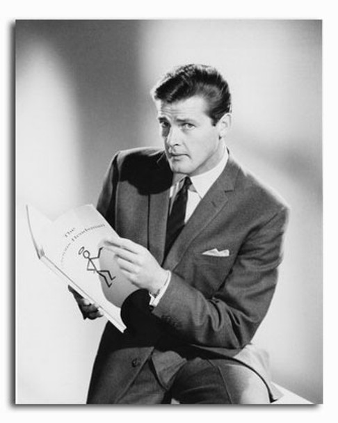(SS2338557) Roger Moore  The Saint Movie Photo