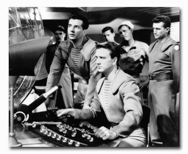 (SS2340208) Cast   Forbidden Planet Television Photo