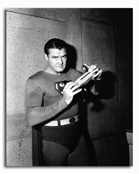 (SS2418221) George Reeves  Adventures of Superman Movie Photo