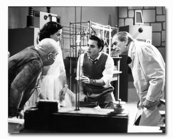 (SS2418741) Cast   Ed Wood Movie Photo
