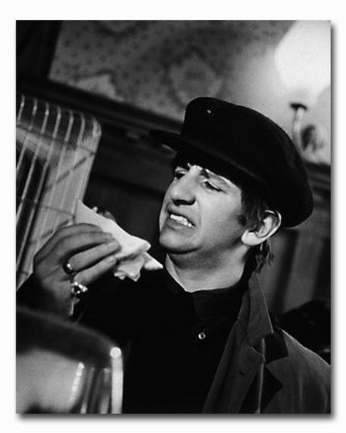 (SS2418871) Ringo Starr  A Hard Day's Night Movie Photo