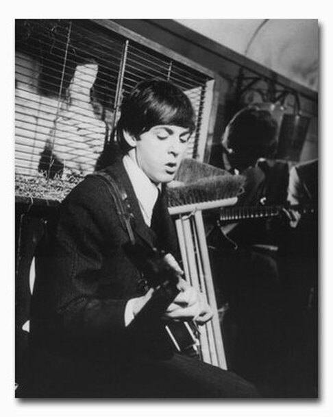 (SS2418962) Paul McCartney  A Hard Day's Night Movie Photo
