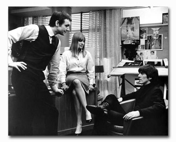 (SS2418975) George Harrison  A Hard Day's Night Movie Photo