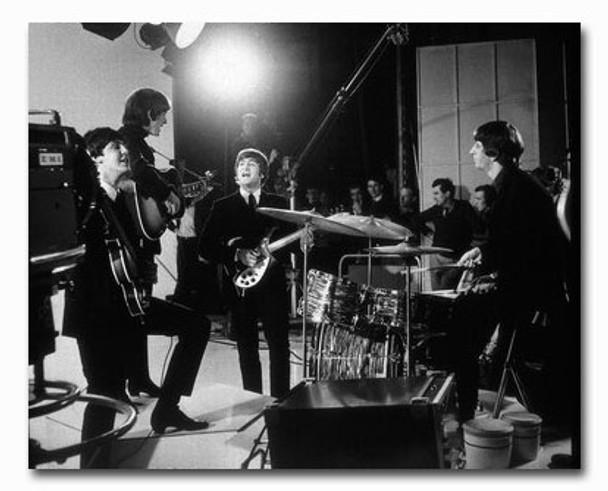 (SS2419001) Cast   A Hard Day's Night Movie Photo