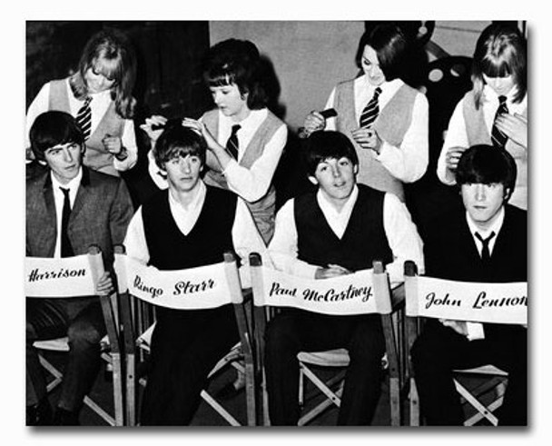 (SS2419027) Cast   A Hard Day's Night Movie Photo