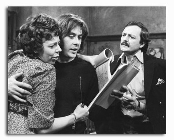 (SS2421783) Cast   Rising Damp Television Photo