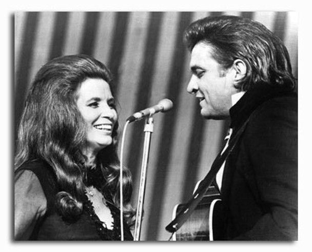 (SS2424201) Johnny Cash Music Photo