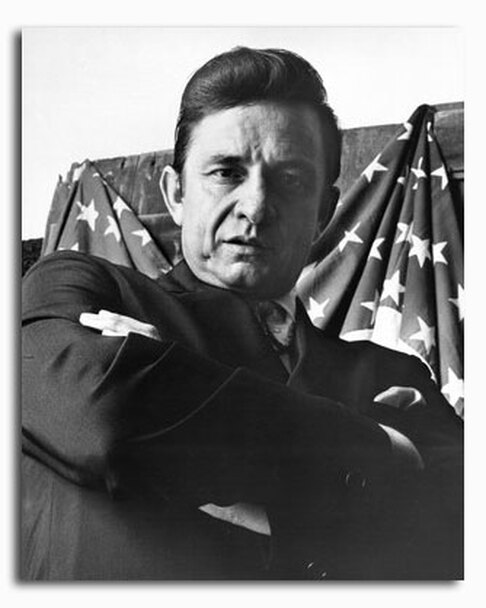 (SS2424253) Johnny Cash Music Photo