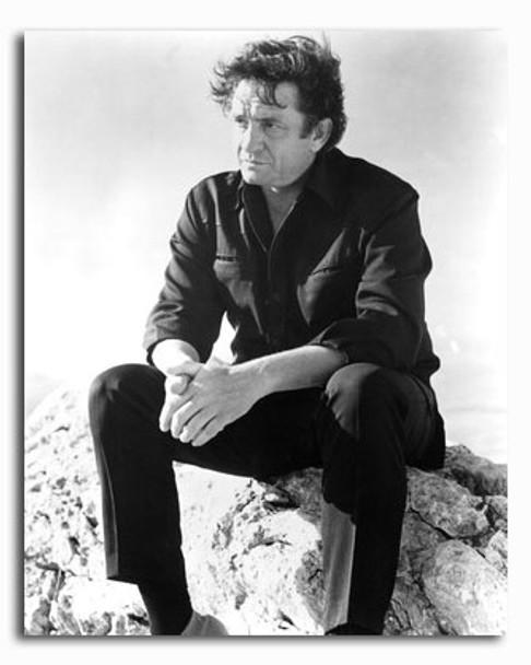 (SS2424357) Johnny Cash Music Photo