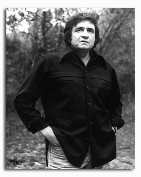 (SS2424383) Johnny Cash Music Photo