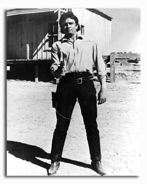 (SS2424474) Johnny Cash Music Photo